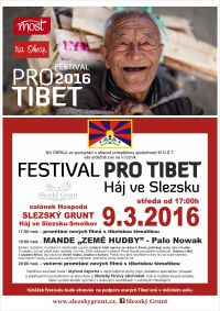 tibet plakat2016