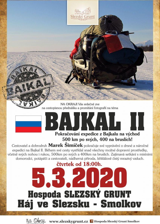 plakat BajkalII 2020
